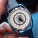 De Bethune DB21RE MaxiChrono Reedition chronograph central stack manufacture
