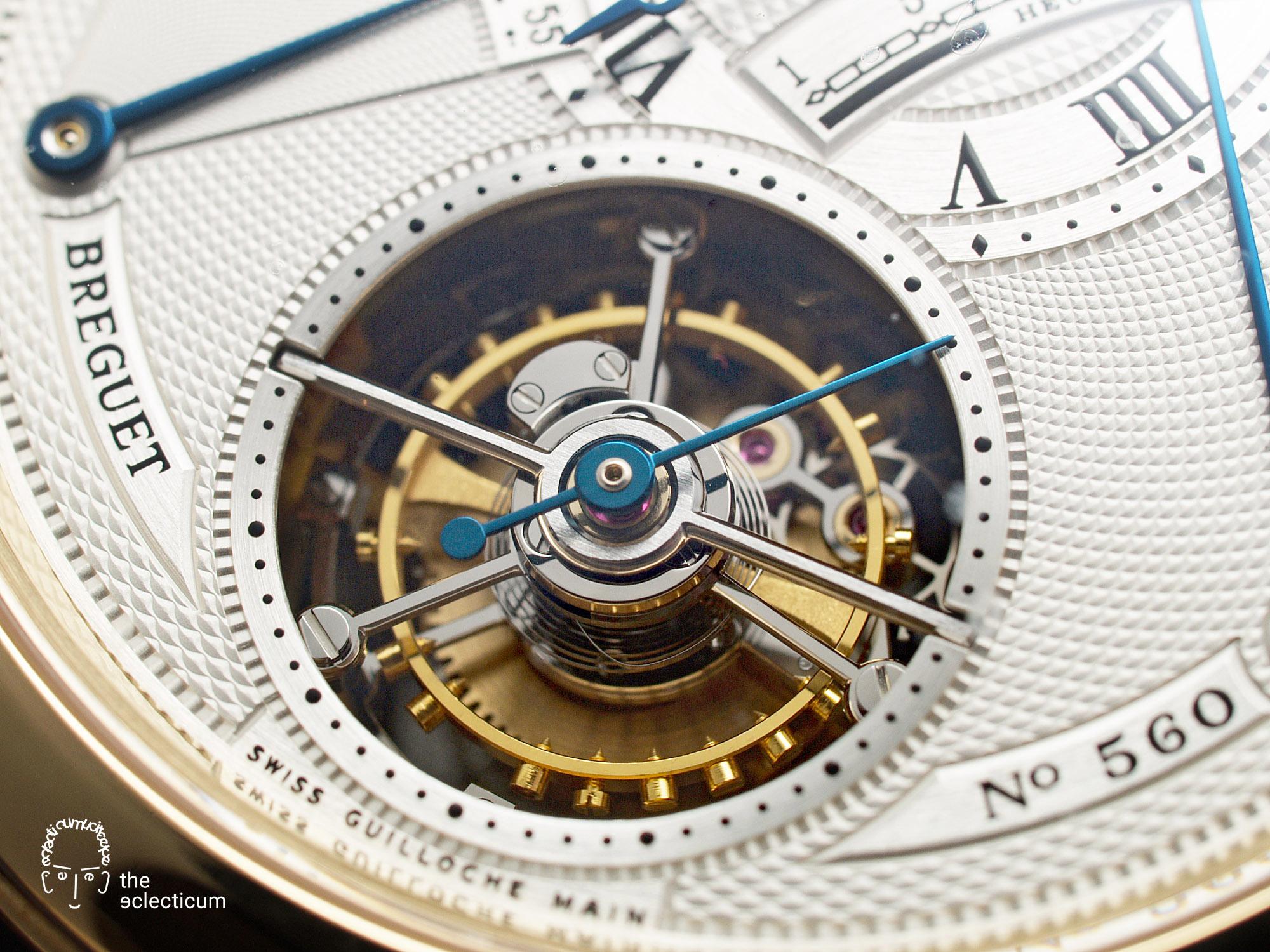 Breguet Classique Tourbillon 3657