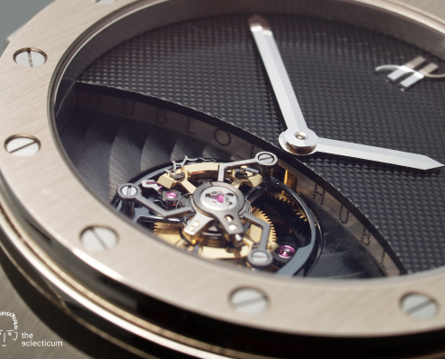 Hublot Classic Fusion Flying Tourbillon