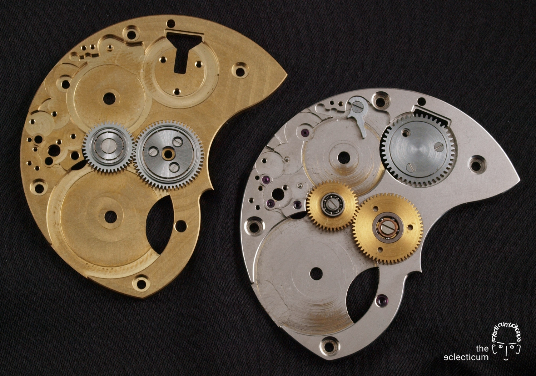 Paul Gerber Cal. 41 Jumping Seconds AHCI manufacture triple rotor