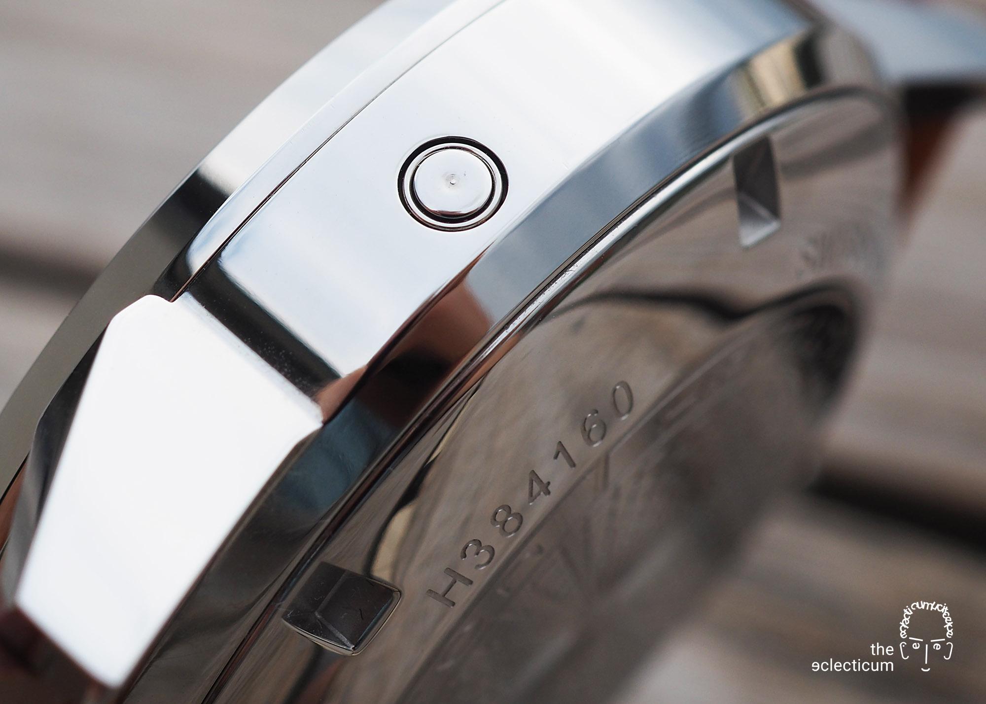 Hamilton Intra-Matic Auto Chrono Chronograph novelty 2019