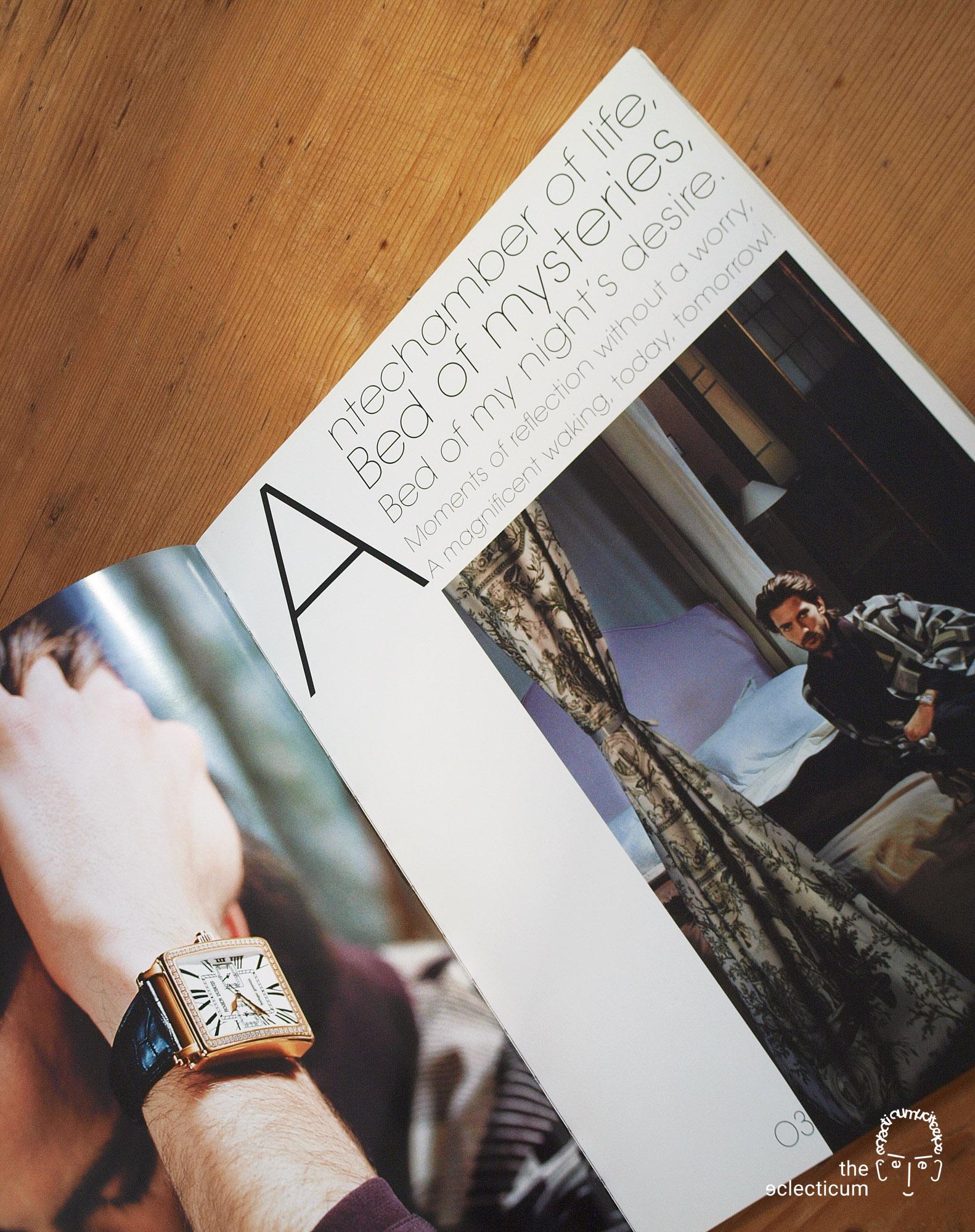 Roger Dubuis catalogue Tempus Vitae