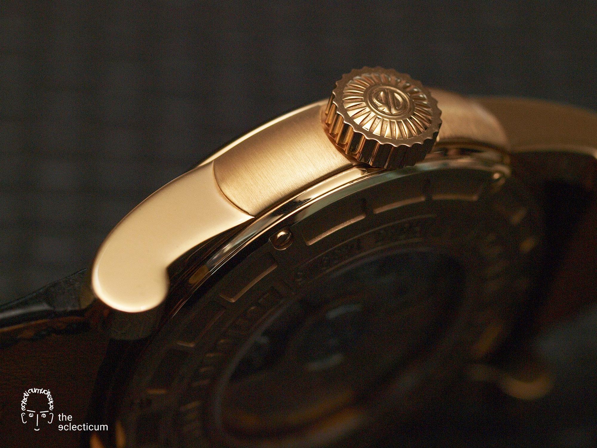 Roger Dubuis Hommage Perpetual Calendar Poinçon de Geneve Geneva Seal