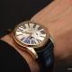 Roger Dubuis Hommage Perpetual Calendar Poinçon de Geneve Geneva Seal wristshot