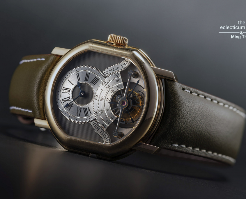 Daniel Roth Double-Face Tourbillon Ref. 187 Ming Thein